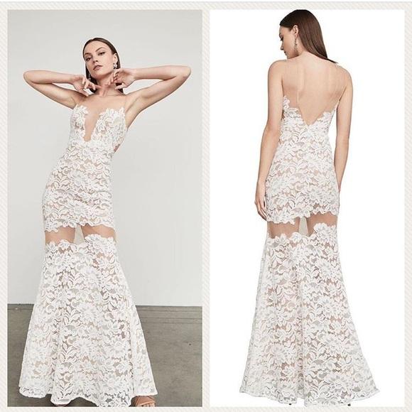 BCBGMaxAzria Dresses   Bcbg Maxazria Rayna Gown   Poshmark